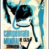 Plakat Mistrzostw Świata na Kubie - 1967 r.