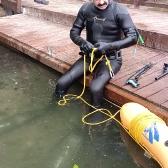 VII Drużynowe Mistrzostwa Polski w Łowiectwie Podwodnym - wiosna 2021_21