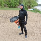 VII Drużynowe Mistrzostwa Polski w Łowiectwie Podwodnym - wiosna 2021_5